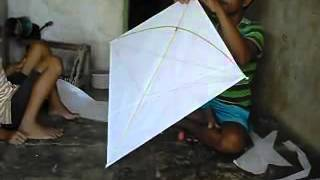Download Cara Membuat Layang layang Sederhana | How To Make a Simple Kite!! Video