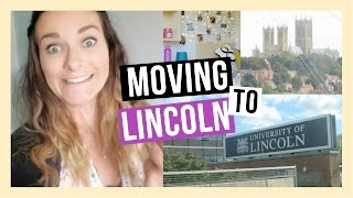 Download Moving to Lincoln University!! | ohhitsonlyalice Video