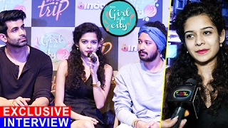 Download Mithila Palkar Shares Some Inside Scoop | Girl In The City | Season 2 | Exclusive Interview Video