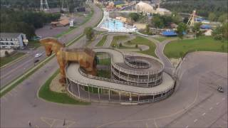 Download WISCONSIN DELLS DRONE FOOTAGE Video