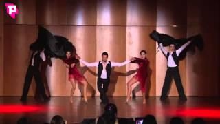 Download Büdans 15. Dans Festivali Latin Gösteri Grubu - Godfather Video