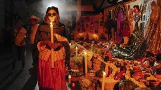 Download FIESTA TRADICION - DIA DE LOS MUERTOS EN OAXACA - THE DAY OF THE DEAD. PARTE 1 Video