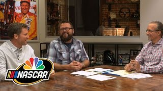 Download Dale Jr. describes how NASCAR drivers talk to others after causing wreck I NASCAR I NBC Sports Video