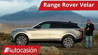 Download Range Rover Velar 2018 | Prueba / Test / Review en español | Autocasión Video