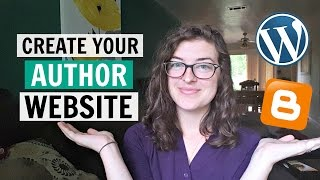 Download How to Create an Author Website (so you can start marketing yourself) Video