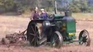 Download Plowing with Rumely Oilpull Video