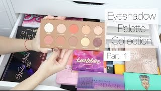 Download Makeup Collection + Storage | Eyeshadow Palettes Video