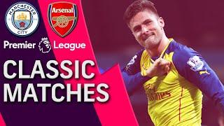 Download Manchester City v. Arsenal | PREMIER LEAGUE CLASSIC MATCH | 1/18/15 | NBC Sports Video
