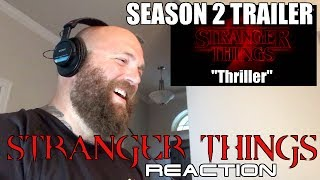Download STRANGER THINGS SEASON 2 TRAILER REACTION! SDCC! ″Thriller″ Video