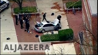 Download Several wounded in Ohio State University attack Video