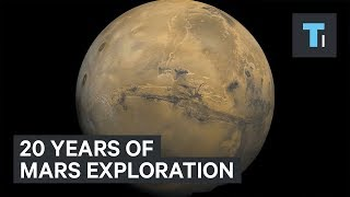 Download NASA Has Been Exploring Mars Every Day For The Last 20 Years Video