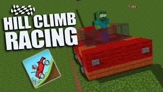 Download Monster School : HILL CLIMB RACING CHALLENGE - Minecraft Animation Video