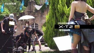 Download Making of 4K Motion Picture ″Beautiful Riot shot on X-T2″ x Yoshihiro Enatsu / FUJIFILM Video