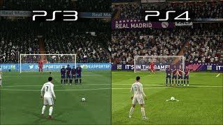 Download FIFA 18 | Ps3 vs Ps4 Graphics & Gameplay Comparison Video