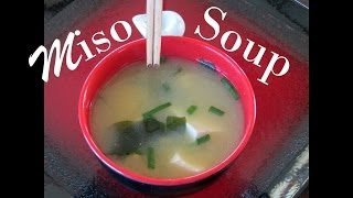 Download Easy Japanese Miso Soup Recipe Video