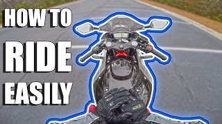 Download How to EASILY Ride A Motorcycle!!! Video