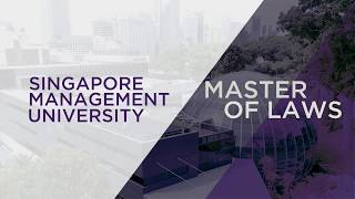 Download SMU Master of Laws in Cross-Border Business and Finance Law in Asia (LLM) Video