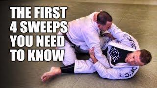 Download The First 4 Sweeps You Need To Know   Jiu-Jitsu Basics Video