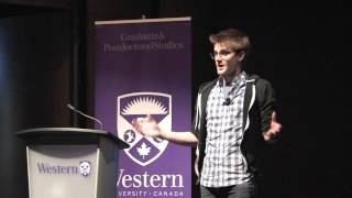 Download Three Minute Thesis - Joseph Donohue (1st place) Video