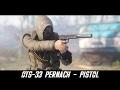 Download Fallout 4 Mods: OTs-33 Pernach - Pistol Video