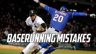 Download MLB   Baserunning Mistakes Video