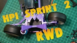 Download RC HPI Sprint 2 RWD DIY 3D Print #1 Video