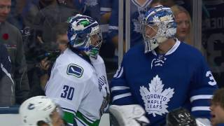 Download Gotta See It: All hell breaks loose between the Canucks and Maple Leafs Video