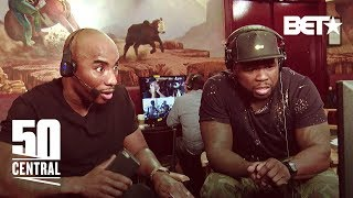 Download Charlamagne's 'Donkey Of the Day'-ish PRANK Goes Too Far   50 Central Video