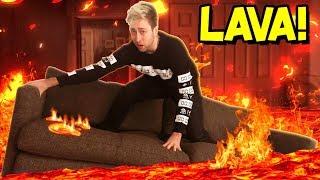 Download THE FLOOR IS LAVA!! Video