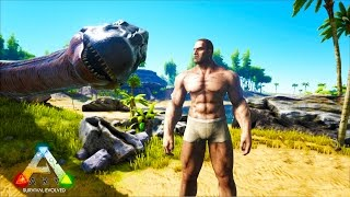 Download Dino Hunter: LOST In ARK Survival EP.1 Video
