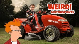 Download 9 Weird And Extreme Motorsports You'll Love Video