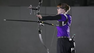 Download How Do Archers Resist Firing Arrows At Everyone In The Spectator Gallery? Video