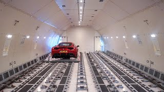 Download First Class Ticket For My Ferrari 458 Speciale! Flying My Car Home. Video