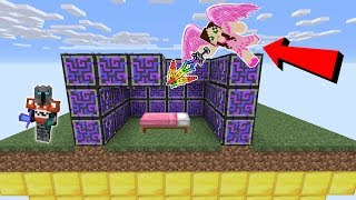 Download Minecraft: *OVERPOWERED* FUTURE LUCKY BLOCK BEDWARS! - Modded Mini-Game Video