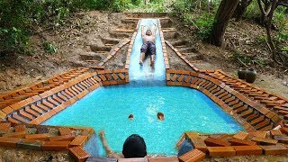 Download Build Amazing Swimming Pool In Forest Video