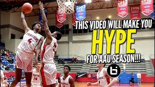 Download THIS VIDEO WILL GET YOU HYPE FOR AAU SEASON! Basketball Motivation Top Plays Video