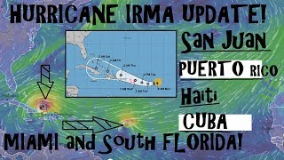 Download Hurricane IRMA UPDATE Sep 4th Its Bahamas and now South Florida on ALERT Video