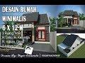 Download DESAIN RUMAH MINIMALIS 6X12 M 1 lantai Video