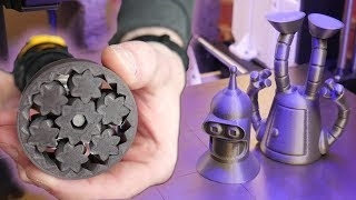 Download Awesome 3D Printed Things! (timelapse episode 11) Video