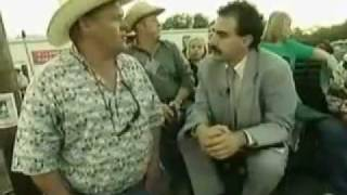 Download Borat goes south Video