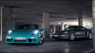 Download The new Porsche 718 Cayman – For the sport of it Video