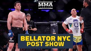 Download Bellator NYC Post-FIght Show - MMA Fighting Video