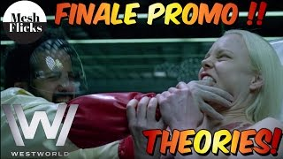 Download Westworld | Season 1 Episode 10 ″The Bicameral Mind″| Promo Breakdown | Predictions Video