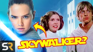 Download Star Wars Theory: Rey Could Still Actually Be A Skywalker Video