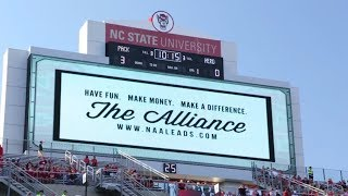 Download Dreams Come True - NC State Coin Toss | The Alliance Video