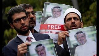Download For senators, missing journalist casts 'cloud' over U.S.-Saudi relations Video