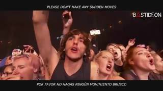 Download Twenty One Pilots - Heathens | Live Reading Festival 2016 (Lyrics + Sub Español) Video