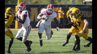 Download #2 Georgia Highlights Vs. Missouri 2018 | CFB Week 4 | College Football Highlights 2018 Video