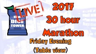 Download DICE TOWER 2017 30 Hour Marathon: Friday Evening - Tabletop View Video