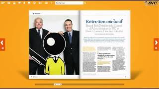 Download Fluidbook - Online catalogue - Interactive brochure - PDF to flipbook Video